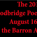 The Woodbridge Poetry Festival2019