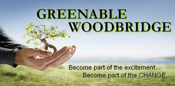 Greenable Woodbridge logo
