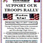 Troops Rally