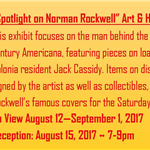Spotlight on Norman Rockwell: Art & History Exhibit