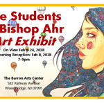 The Students of Bishop Ahr: Art Exhibit