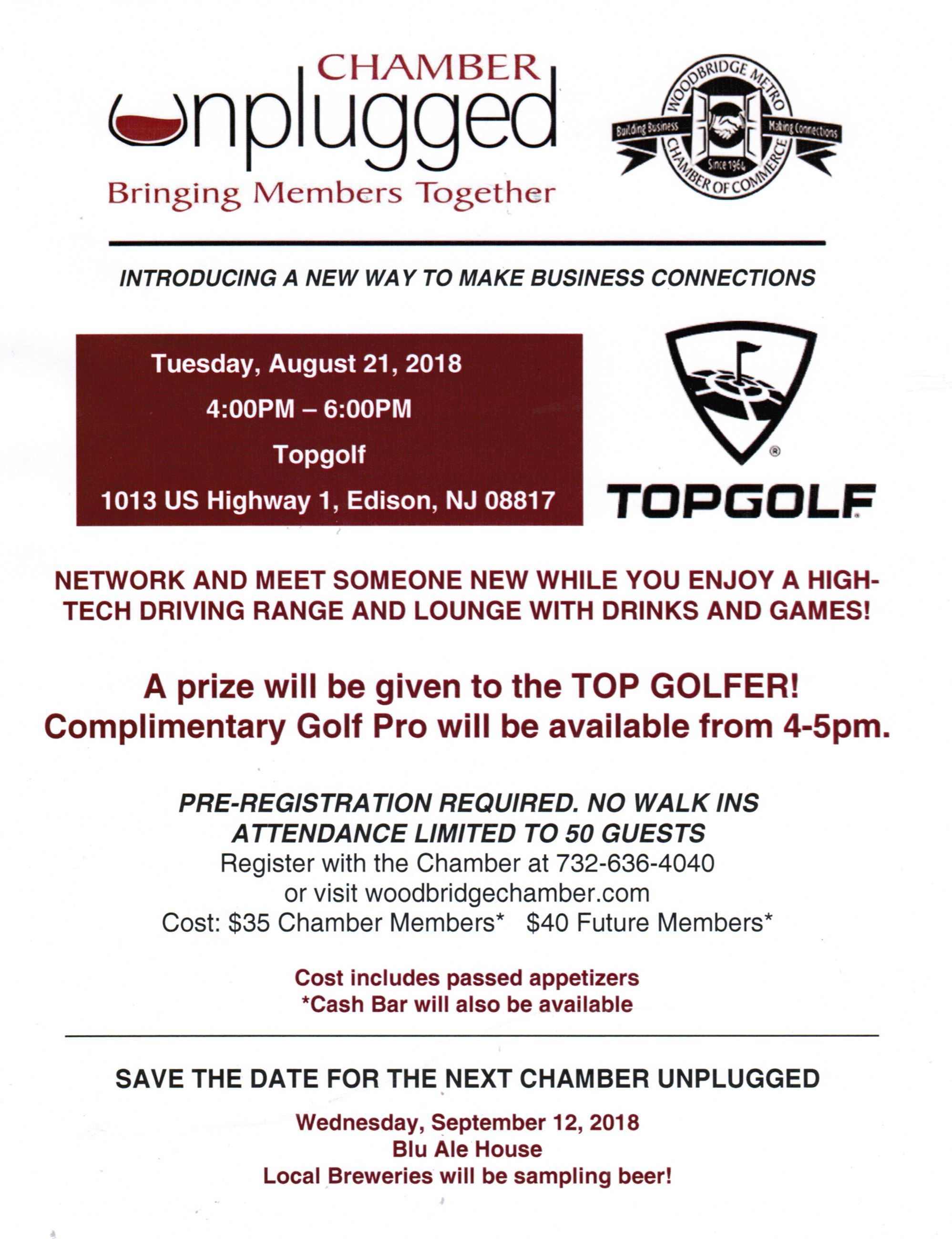 Top Golf flyer