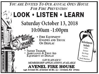 Avenel Fire Open House_10-13-18