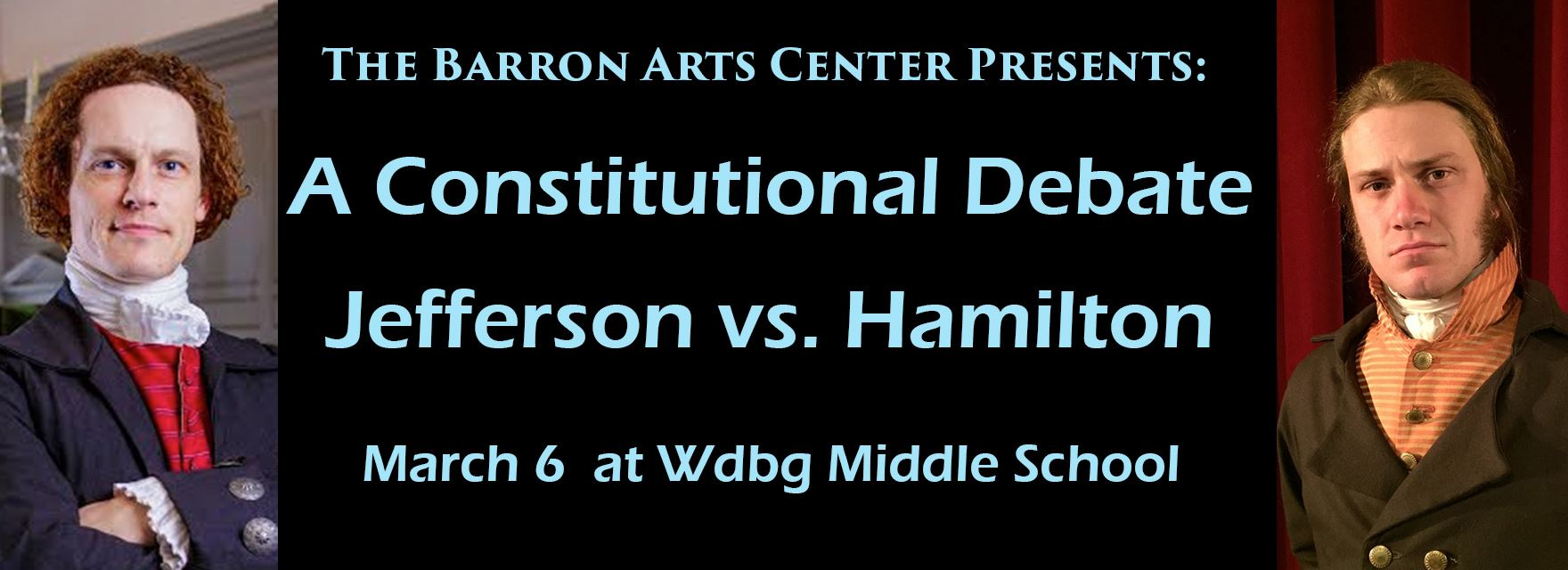 A Constitutional Debate: Jefferson vs. Hamilton