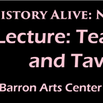 Lecture: Tea Rooms & Taverns