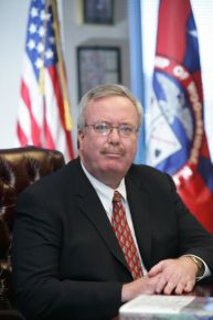 Mayor John E. McCormac
