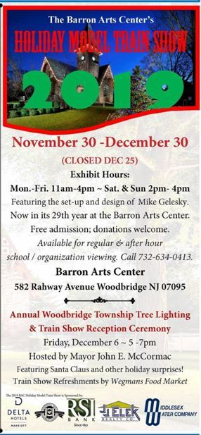 Barron Train Show_Dec. 2019