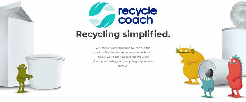 Recycling App Information